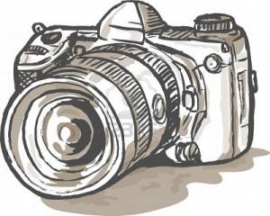 6362901-szkic-strony-rysunku-ilustracji-z-cyfrowych-aparatow-fotograficznych-slr