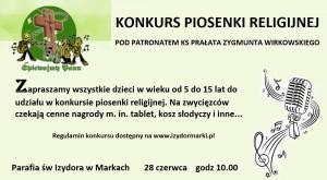 KONKURS PIOSENKI gotowe2